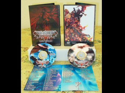 Dirge of Cerberus FF7 Cinema Anthology DVD Set