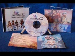 Final Fantasy X-2 Cinema Anthology DVD