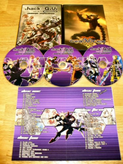 .hack//G.U. Volume 2: Reminisce Cinema Anthology