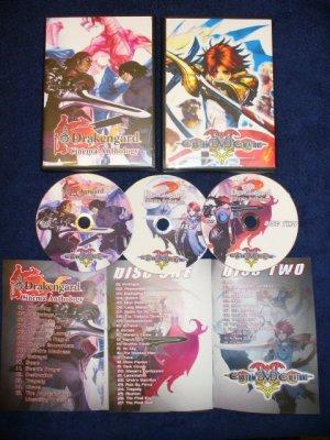 Drakengard Cinema Anthology