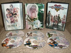Final Fantasy XIII Complete Cinema Anthology