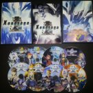 Xenosaga Trilogy Cinema Anthology DVD Set