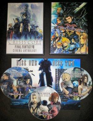 Crisis Core: Final Fantasy VII Cinema Anthology DVD Set