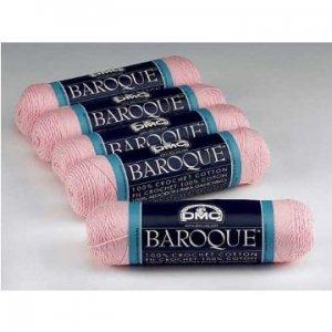 Baroque crochet cotton