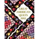 Great American Quilts 1993