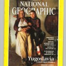 NATIONAL GEOGRAPHIC - AUGUST 1990 - Vol. 178, No. 2 - YUGOSLAVIA & more - with FREE Shipping!