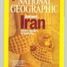 NATIONAL GEOGRAPHIC - AUGUST 2008 - Ancient IRAN & more - with FREE Shipping!