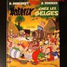 ASTERIX CHEZ LES BELGES - Goscinny / Uderzo - Comic Album in French - book #24