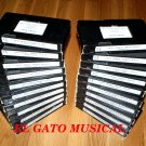 A Complete 20-Chapter Set of VHS LESSONS for MUSICIANSHIP COURSE 1 & 2 by Dick Grove