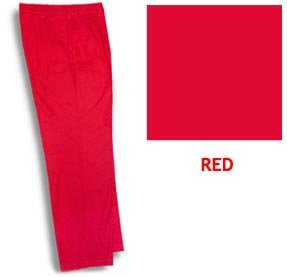Red Slacks by dickie