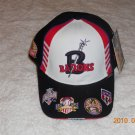 Baseball Cap Birmingham Black Barons Version 1