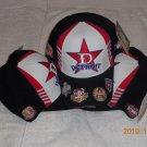Detroit Stars NLBM Patch Cap