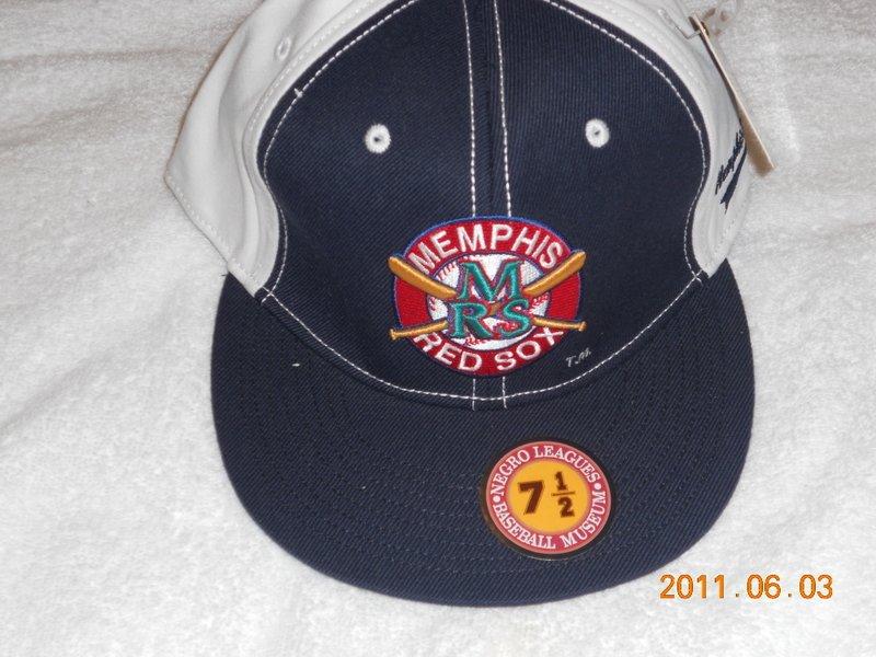 Memphis Red Sox Negro League Cap