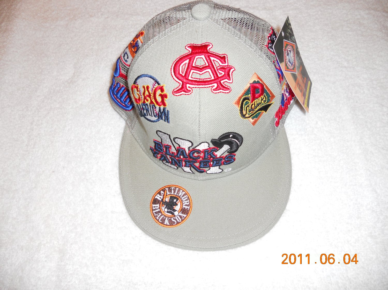 Negro League Baseball Museum Patch Cap