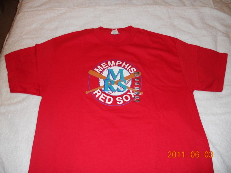 Memphis Red Sox Tee