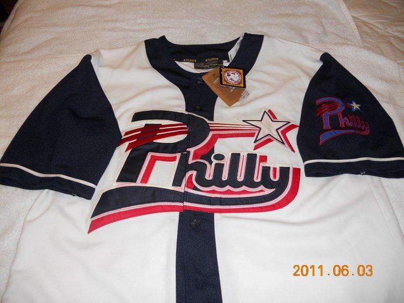 Philadelphia Stars Negro League Jersey