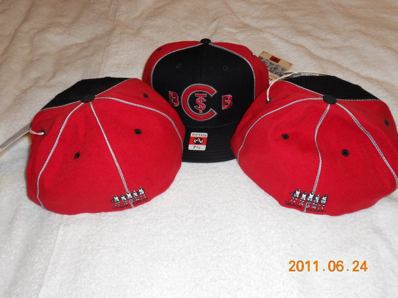 The Black Five Basketball Cap St Christopher Club