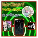 Telephone Voice Changer Item #TVC-2