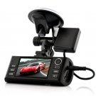 HD Nite Vision Dual Car Cam