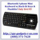 Mini Bluetooth Qwerty Keyboard