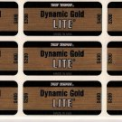 DYNAMIC GOLD LITE S200/S400 SHAFT BANDS (9)