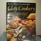 Clay Cookery By the editors of consumer guide easy to follow recipes softcover