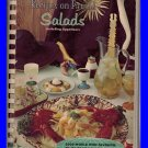 Vintage Cook Book Recipes on Parade  salads including appetizers