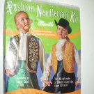 Bucilla Bloero kit  Fashion needlecraft