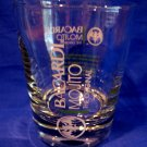 Bacardi Rum Glass Mojito The Original Rum Souvenir Bat Glass