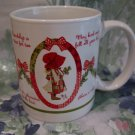 Vintage Holly Hobbie Hobby Friends Happiness Love Souvenir Coffee Tea Cup Mug