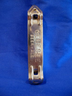 Vintage Genesee Beer Ale Bottle Can Opener Souvenir