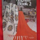 Afghan Knitting Crochet Patterns Book 2