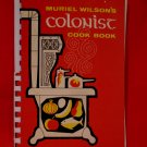 Vintage The Daily Colonist Newspaper Victoria BC. 1963 Souvenir Cookbook Recipes