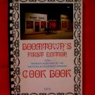 Womens Auxiliary Of The Western Development Museum Boomtown's Souvenir Cookbook Recipes