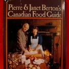 Vintage Pierre Berton and Janet Cookbook Recipes Canadian Food Guide