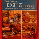 Vintage 1974 Betty Crockers Hostess Cookbook Recipes
