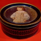 Vintage Renoir Child in White Party Cookies Tin Souvenir Collector