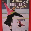 Patons Handknits For Skaters Skating Sweater Knitting Patterns Family