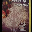 Vintage 1953 Crochet Pattern Magazine Doily Doilies Buffet Set Centerpiece etc
