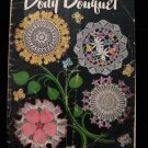 Vintage 1950 Crochet Pattern Magazine Table Doily Bouquet Doilies