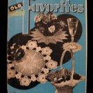 Vintage 1948 Crochet Pattern Magazine Doilies Doily Chair Sets Baskets Spanish Tablecloth etc