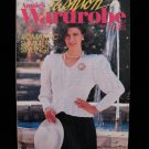 Annie's Fashion Wardrobe Knitting and Crochet Patterns Bridal Sweater Tunic Dress etc