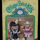 Xavier Roberts Cabbage Patch Kids Pony & Western Wear Doll Clothes 12 Patterns