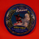 Kokanee Beer Star Trek Early Mountain Madness Coaster Fridge Magnet Souvenir