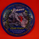 Kokanee Beer North Pocket Early Mountain Madness Coaster Fridge Magnet Souvenir