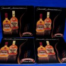 Appleton Estate Jamaica Rum Beer Coaster Souvenir set of 4