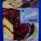 Vintage 1955 Chocolate Cookbook Recipes Culinary Arts Institute