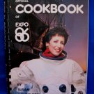 The Official Cookbook of Expo 86 Vancouver BC. Recipes Souvenir