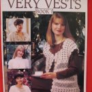 4 Vests Crocheted Crochet Pattern Adults