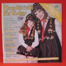Needlecraft For Today Pattern Magazine Fashions for Full Figure Norwegian Costumes Sweaters etc